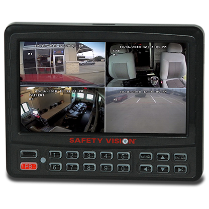 CP4 Touch Screen