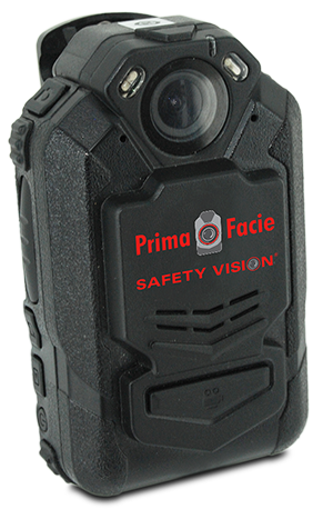 Prima Facie® XL Police Body Camera