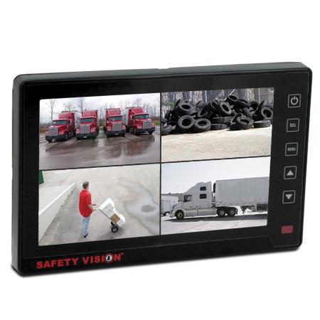 rear vision monitor
