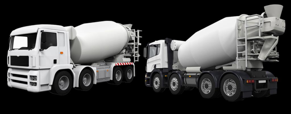 Concrete Truck Camera Surveillance
