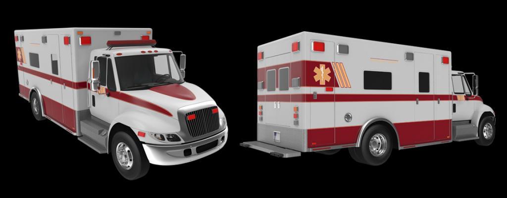 ambulance ems cameras