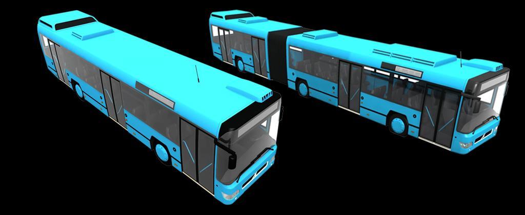 Mass Transit Bus Cameras