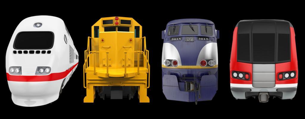 Rail road Train Cameras and video
