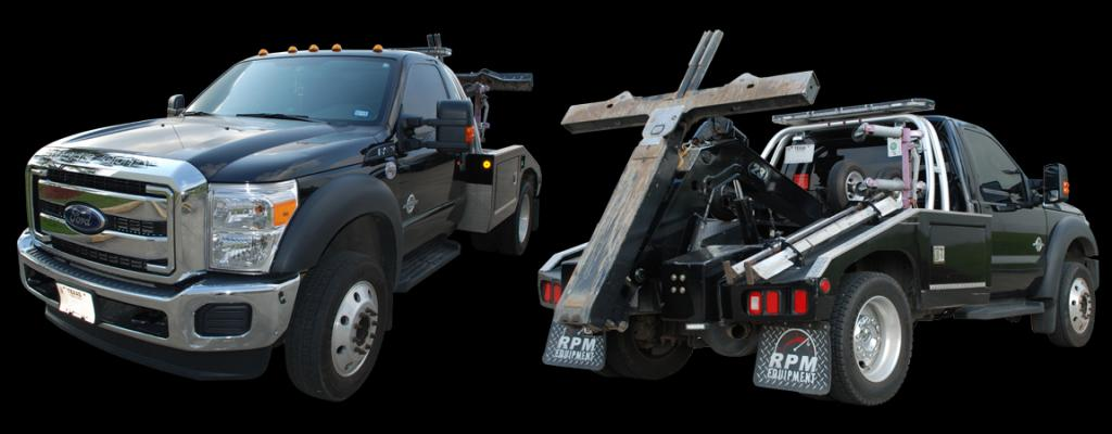 Towing and Recovery cameras