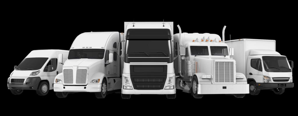 commercial truck fleet cameras